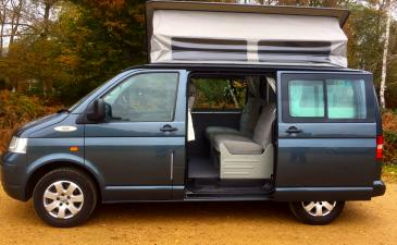 Used Campervans UK