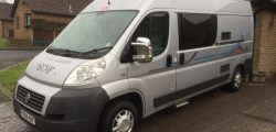 2008 – Adria Twin – 2 berth – *SOLD*