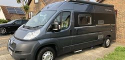 2011 – Swift Mondial EL   2/3 Berth- SOLD (Similar due)